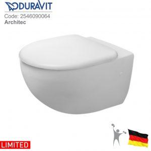2546090064-2-آرشیتک-توالت-فرنگی-وال-هنگ-دوراویت-Duravit-Architec