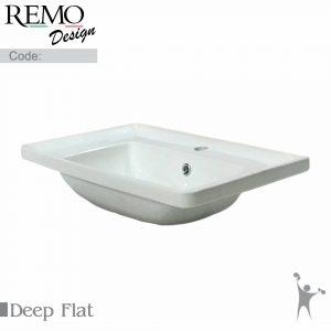 کاسه-روشویی-کابینتی-رمو-دیزاین-مدل-دیپ-فلت-Deep-flat-Product
